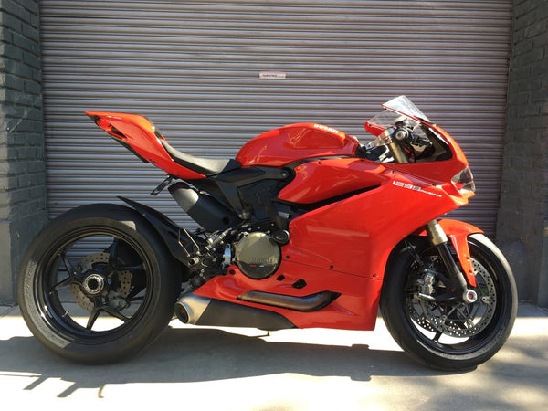2016 1299 Panigale - Certified Pre-Owned