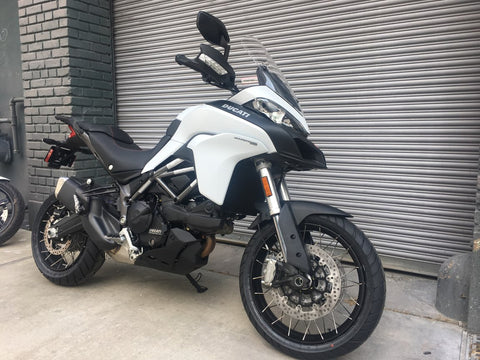 2018 Ducati Multistrada 950 Spoke Wheel - White