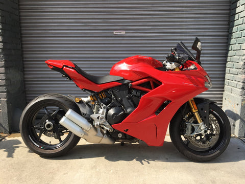2018 Ducati Supersport S - Certified Pre-Owned