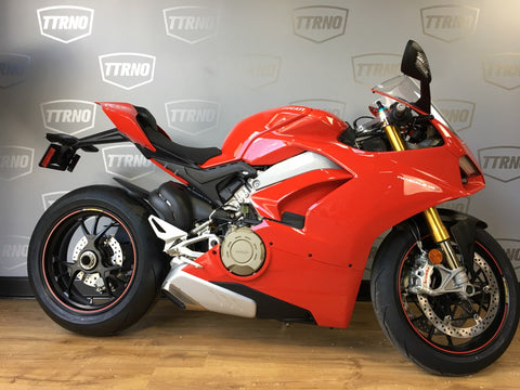 2018 Ducati Panigale V4S - Red