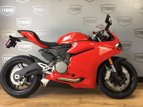 2018 Ducati 959 Panigale - Red