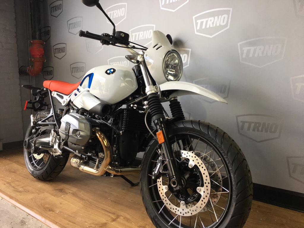 2018 Bmw R Ninet Urban Gs The Transportation Revolution New