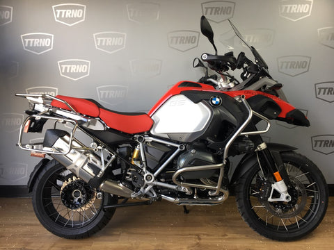 2018 BMW R 1200 GS Adventure - Racing Red