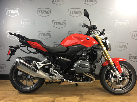 2018 BMW R 1200 R - Racing Red