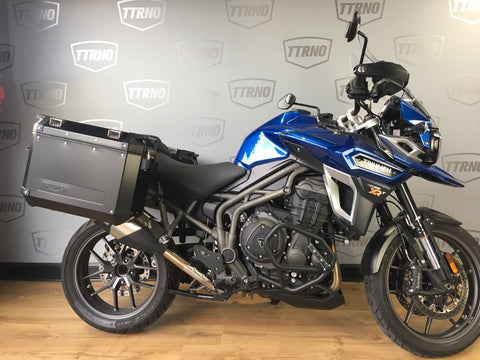 2017 Triumph Tiger 1200 XRt - Certified Pre-Owned