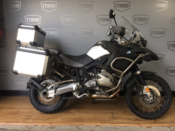 2011 BMW R 1200 GS Adventure -  Certified Pre-Owned