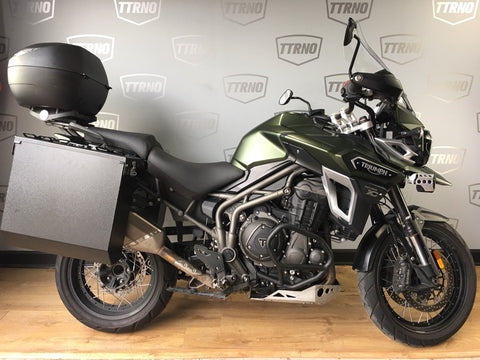 2017 Triumph Tiger 1200 XCa - Certified Pre-Owned