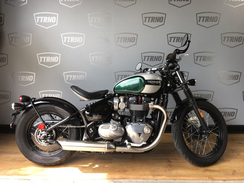 2017 Triumph Bobber - Certified Pre-Owned