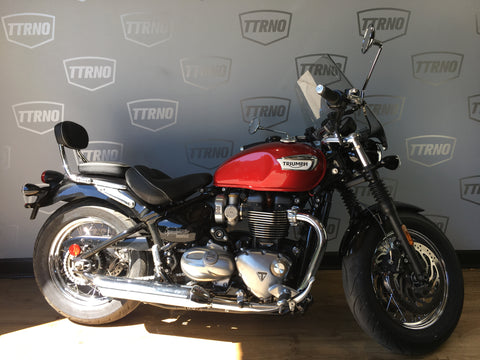 2018 Triumph Speedmaster - Certified Pre-Owned