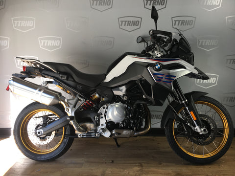 2019 BMW F 850 GS - Light White