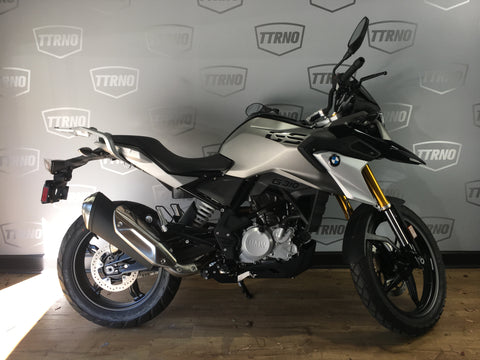 2019 BMW G 310 GS - Cosmic Black