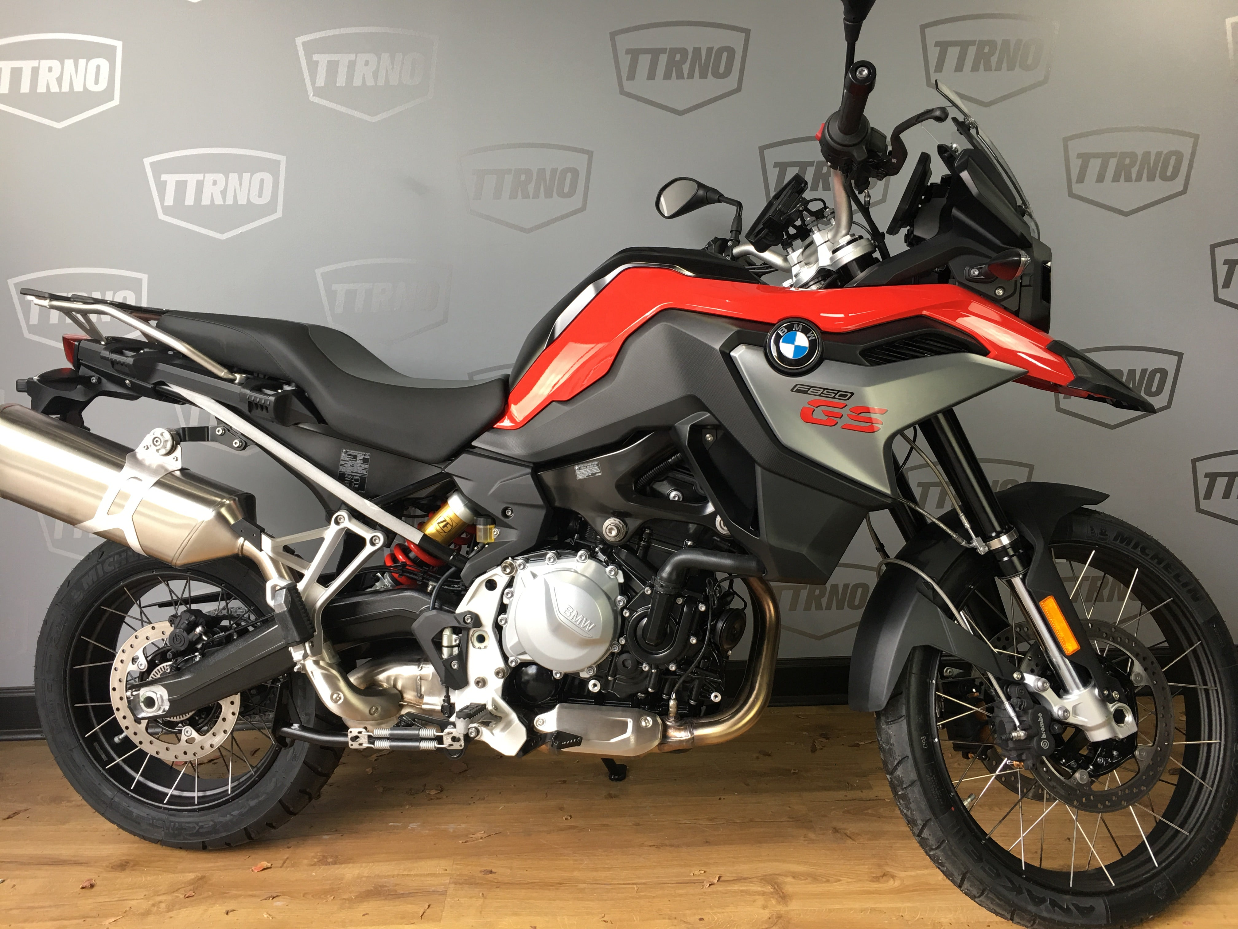 2019 bmw f 850 gs racing red the transportation. Black Bedroom Furniture Sets. Home Design Ideas
