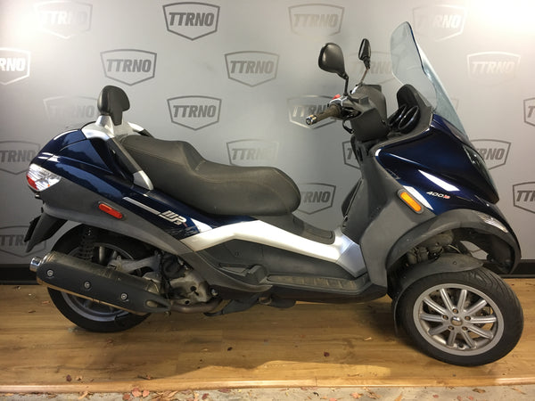 2009 Piaggio MP3 400 - Used