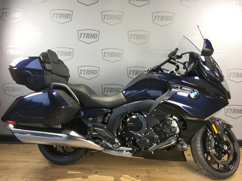 2019 BMW K 1600 Grand America - Imperial Blue Metallic