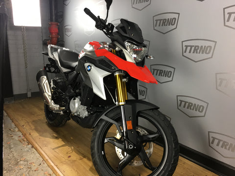 2019 BMW G 310 GS - Red