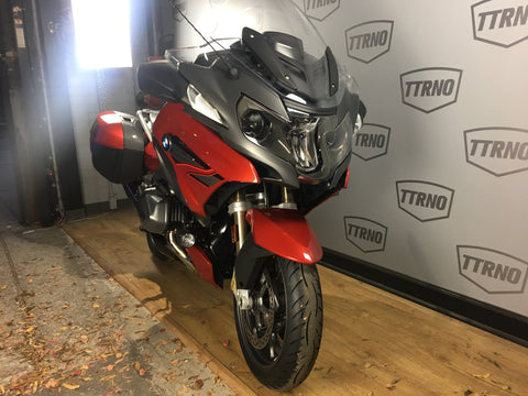 2019 BMW R 1250 RT - Mars Red Metallic