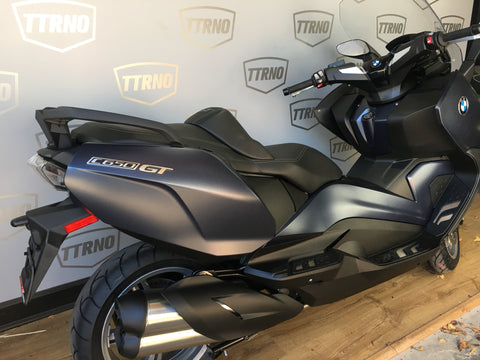 2019 BMW C 650 GT - Ocean Blue Metallic Matte