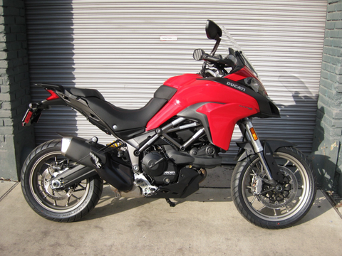 2017 Ducati Multistrada 950 - Red