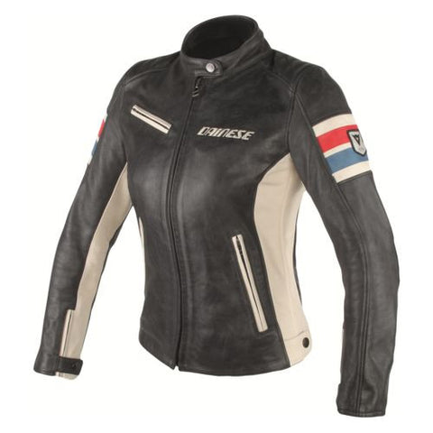 Dainese Lola D1 Perforated Ladies Leather Jacket