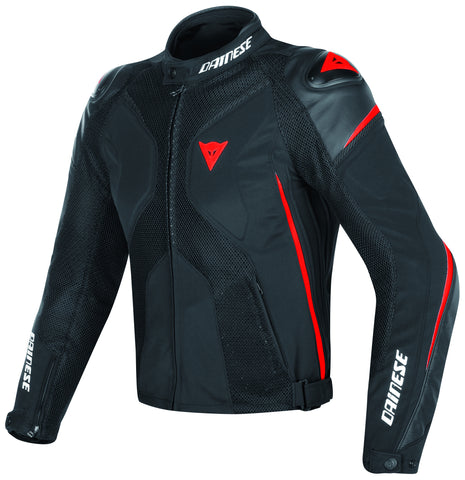 Dainese Super Rider D-Dry Textile / Leather Jacket
