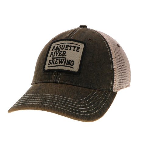 Trucker Hat (Square Logo)