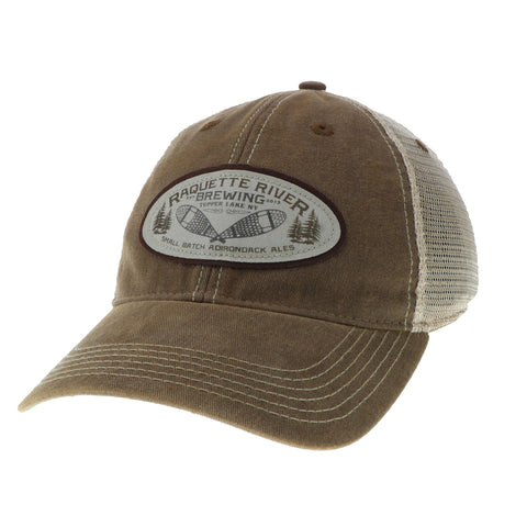 Trucker Hat (Oval Logo)