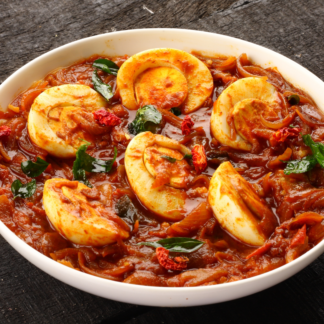 MANGALOREAN EGG CHILLY