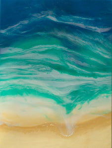 Waves Crashing - Artistic Transfer, LLC