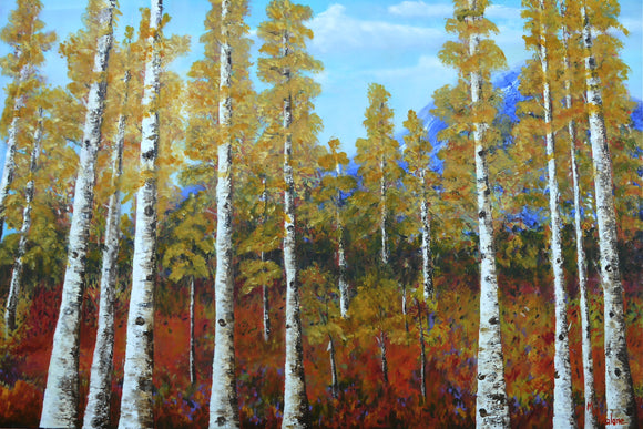 Aspen Cathedral - Artistic Transfer, LLC