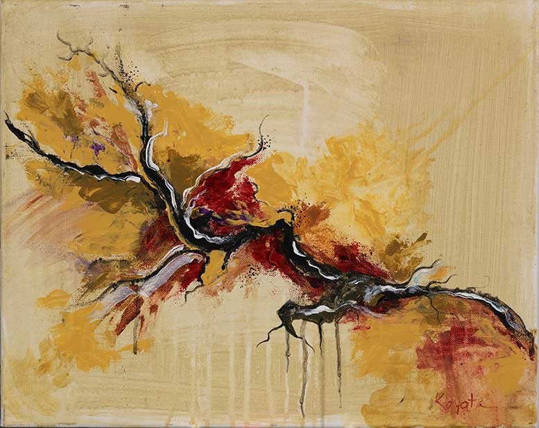 Branches of Beauty - Artistic Transfer, LLC