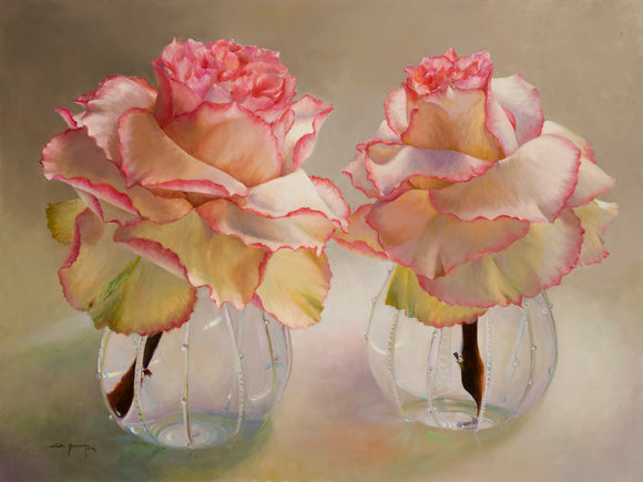 Brooks Roses - Artistic Transfer, LLC