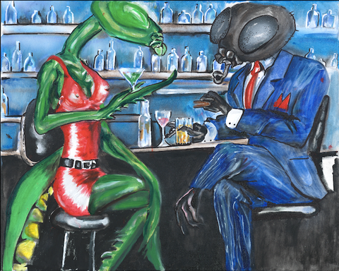 Bug Bar Date Night - Artistic Transfer, LLC
