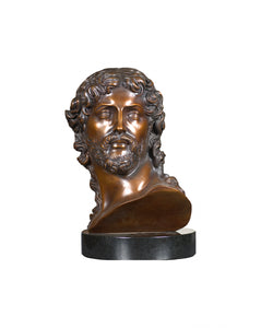 Bust of Jesus Christ - Artistic Transfer, LLC
