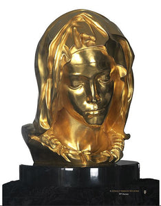 Bust of Mary - Artistic Transfer, LLC