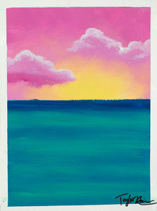 Calm Waters - Artistic Transfer, LLC