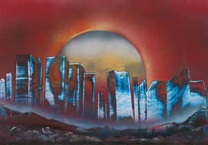 City Of Dawn - Artistic Transfer, LLC