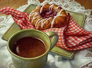 Coffee & Danish - Artistic Transfer, LLC