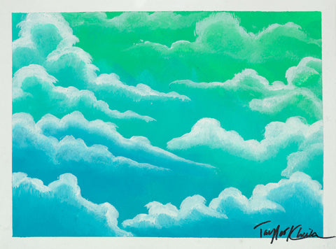 Daydreaming ( Clouds ) - Artistic Transfer, LLC