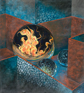 Elemental by Caroline Fauble - Artistic Transfer, LLC