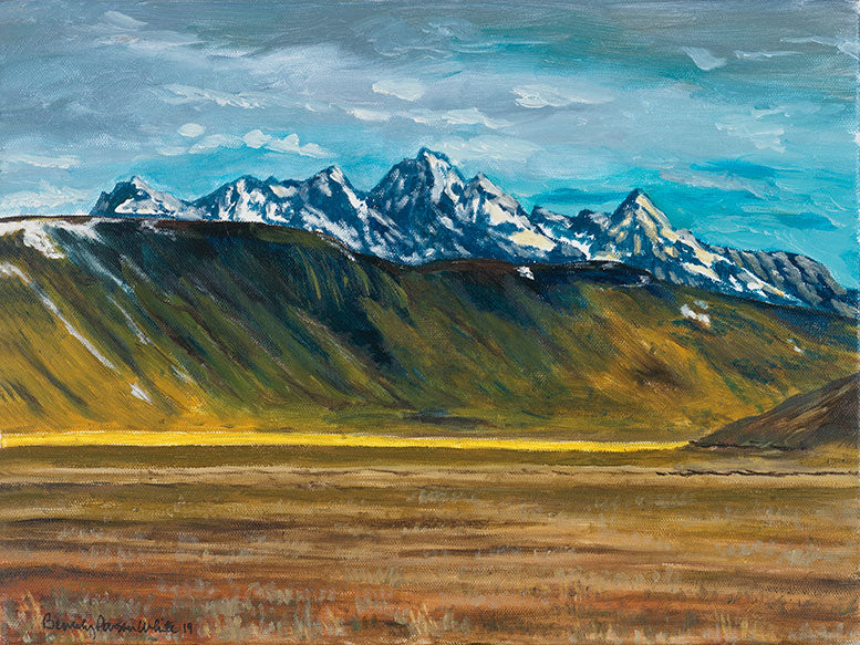Elk-Ridge-Road,-Grand-Tetons - Artistic Transfer, LLC