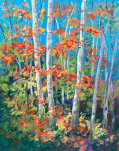 Fall Foliage in New England - Artistic Transfer, LLC