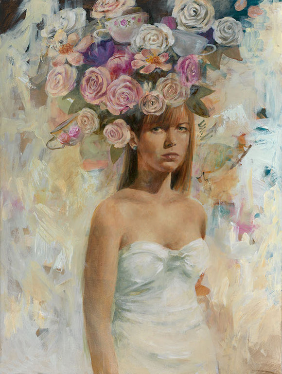 Flower Bride - Artistic Transfer, LLC