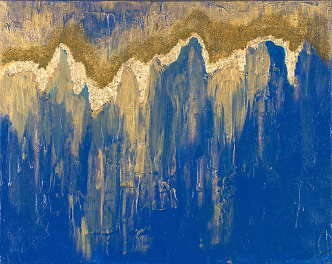 Gilded Blues - Artistic Transfer, LLC
