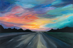 Going Home by Angie Rose - Artistic Transfer, LLC