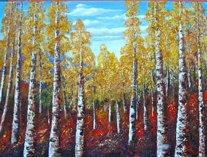 Golden Aspen - Artistic Transfer, LLC