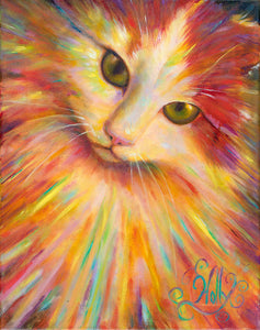 Krystal Kitty - Artistic Transfer, LLC