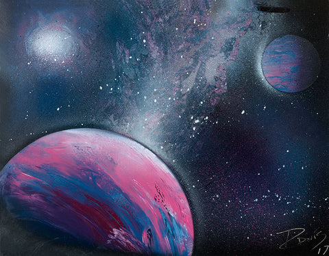 Nebula Kiss - Artistic Transfer, LLC