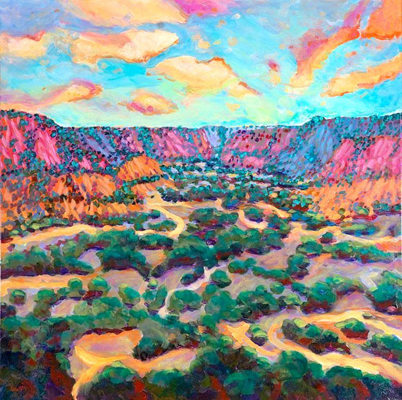 Palo Duro Canyon - Artistic Transfer, LLC