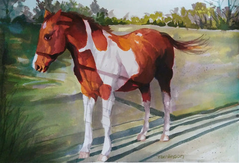 Painted Pony - Artistic Transfer, LLC