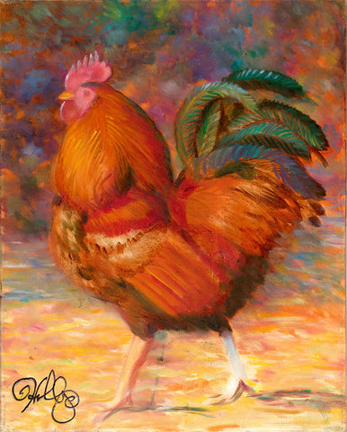 Rooster - Artistic Transfer, LLC